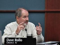 Councilmember Dave Rollo