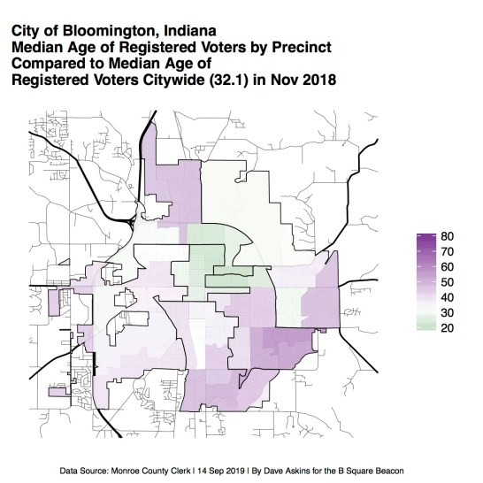 R Map Election Monroe County MEDREGGEN2018CityWideREVISED