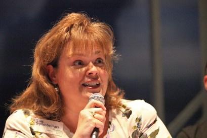 Sue Sgamelluri, District 2 Democratic Party nominee.