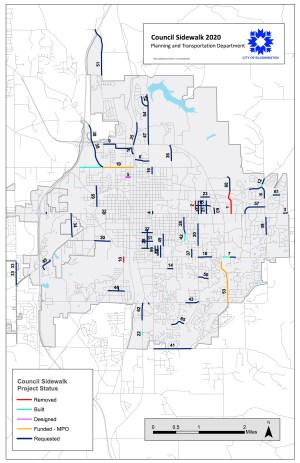Council Sidewalk Map Updated