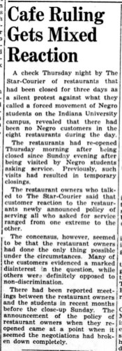 1950May19_CafeRulingGetsMixedReaction_StarCourier_pg1cl5