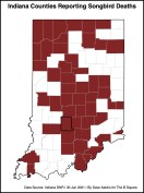 Monroe County is outlined in black.