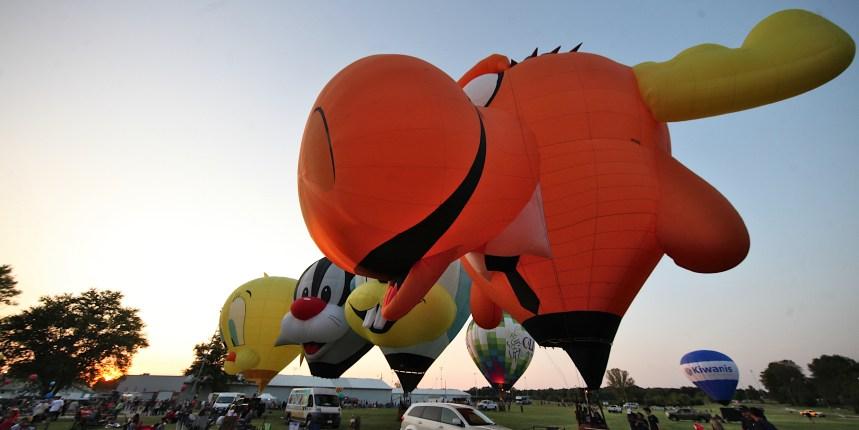 Kiwanis Indiana Balloon Fest (2021)