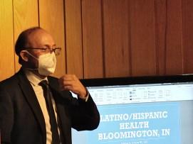 Rodrigo Armijos, Indiana University professor of public health.