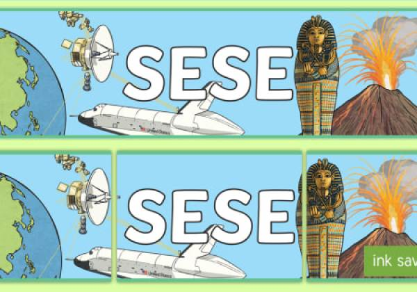 SESE (History, Geography & Science)