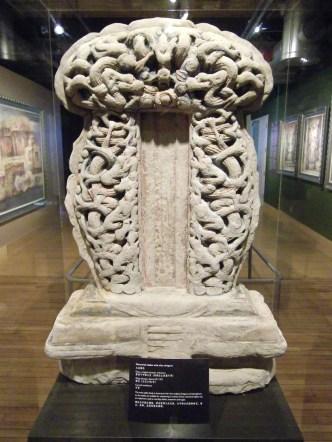 Dazu original (location unknown) Qing dynasty, 1781AD Carved sandstone