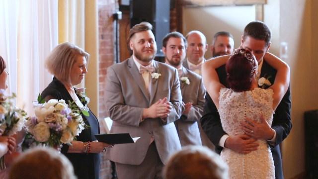 McKinney Flour Mill Wedding 2017