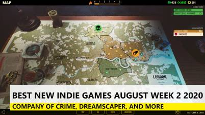 Best new indie games August 2020 week 2