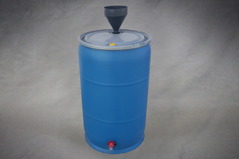 rain barrel 55 gallon