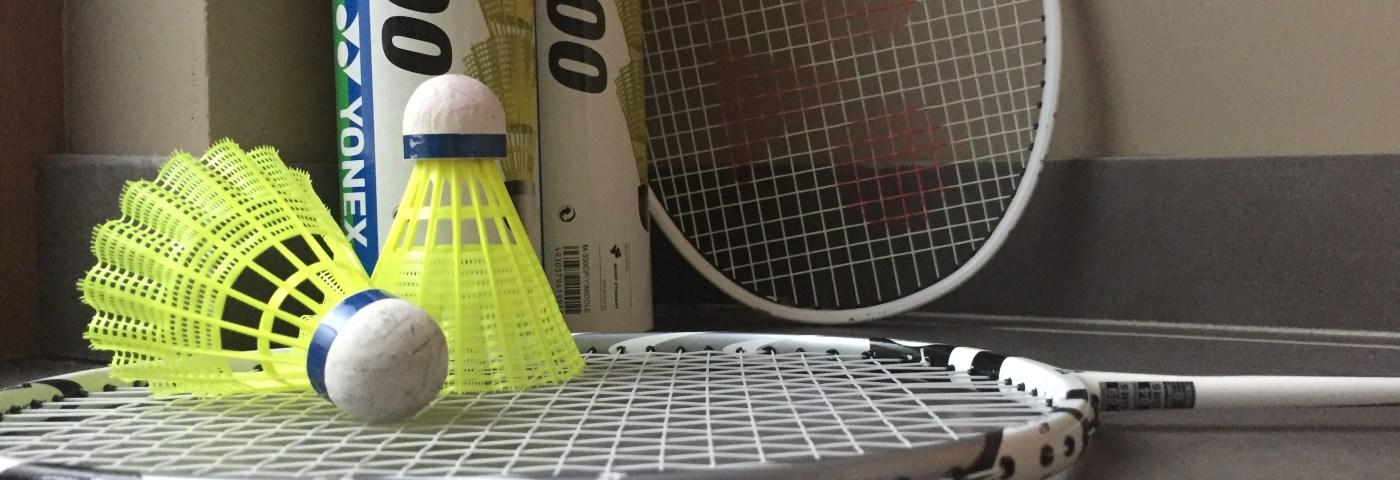 Badminton: der schnellste Sport der Welt