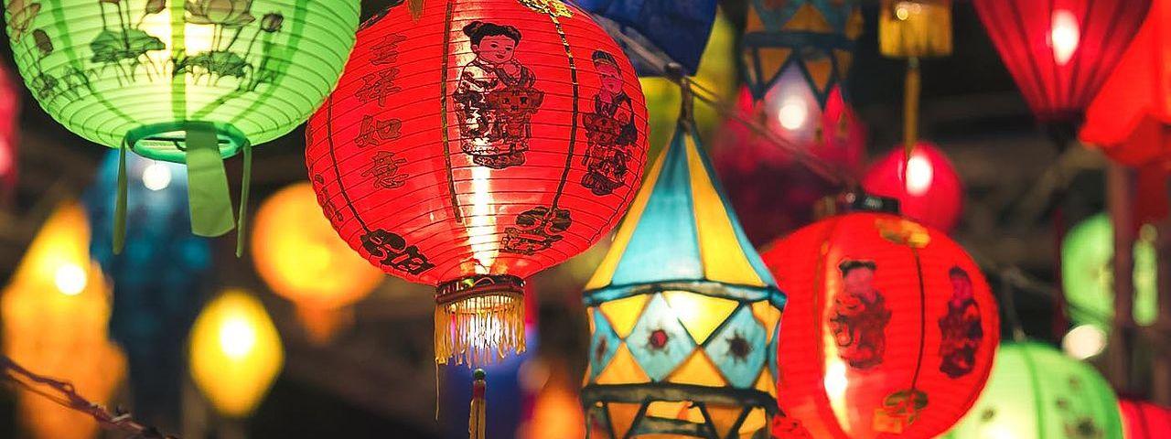 Das chinesische Mondfest