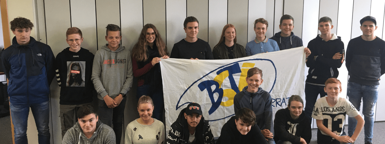 Der Schülerrat 2019-2020