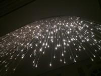 how to install a fiber optic light in a home. fiber optic ...