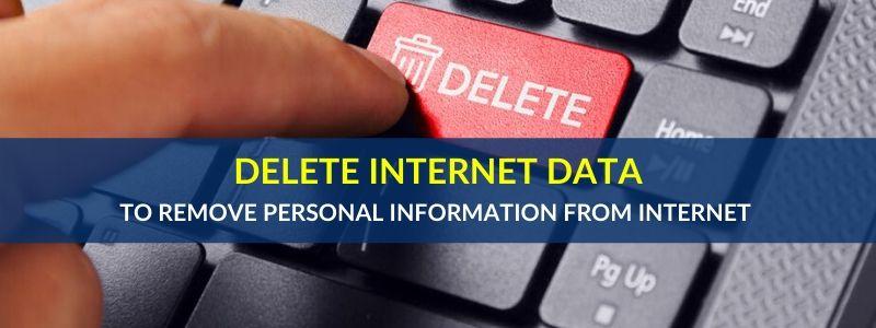 Delete Internet Data