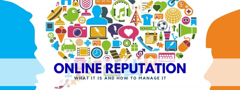 on line reputation
