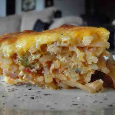 """Suma This, Suma That"" Breakfast Casserole"