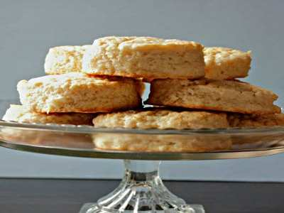 Sweet Cream Biscuits