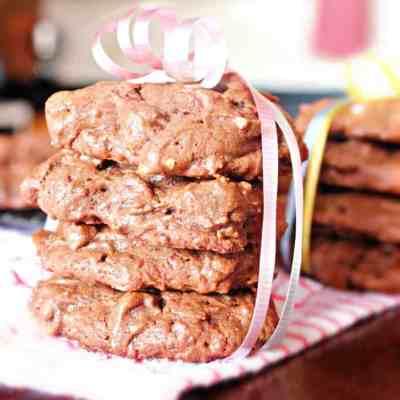Chocolate Chip & Whopper Malt Cookies