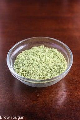 How to Make Basil Salt | Recipe