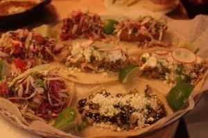 Tacos at Bakersfield