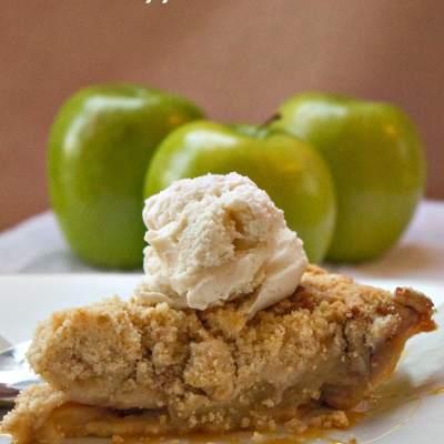 Fried Dutch Apple Pie