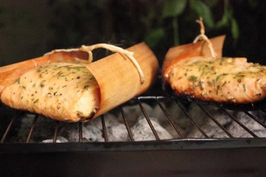 Cedar grilled salmon (8)