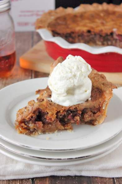 Bacon Bourbon Pecan Pie