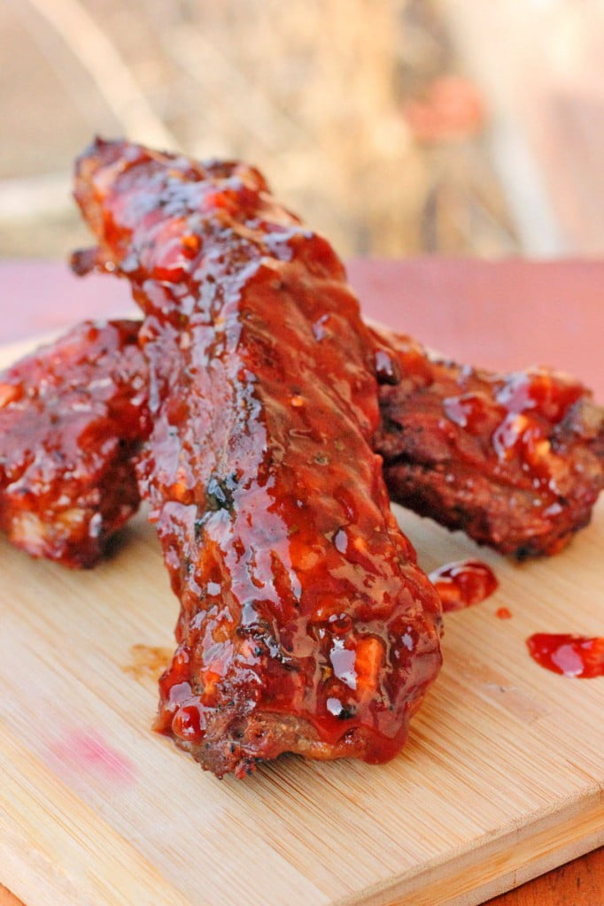 Strawberry Honey Chipotle BBQ Sauce