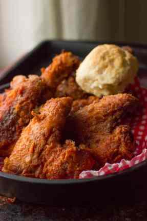 Tennesse Hot Fried Chicken
