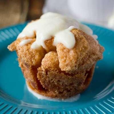 Mini Cinnamon Sugar Pull Apart Muffins