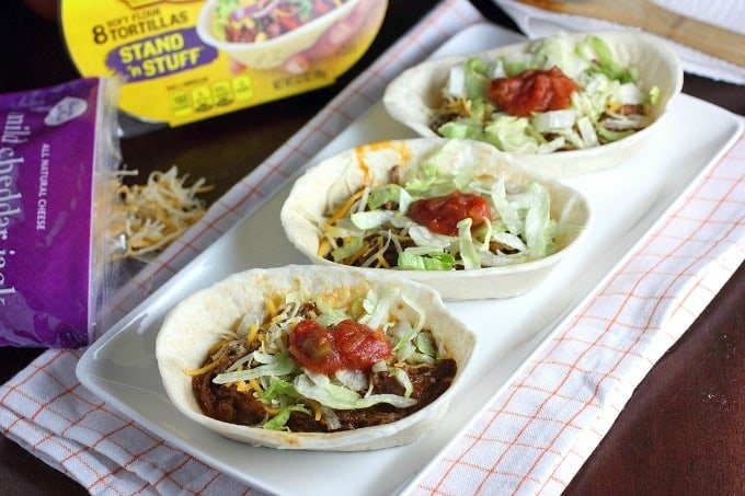 Easy Slow Cooker Beef Tacos