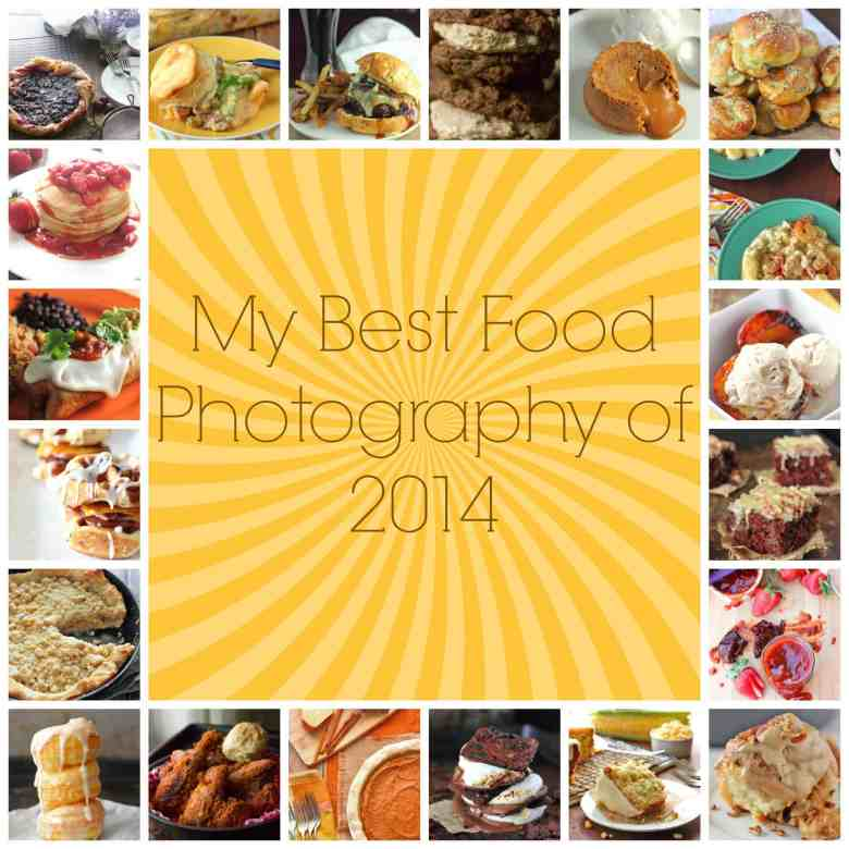 Food Photography Collage