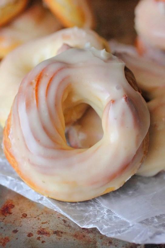 French Cruller Doughnuts