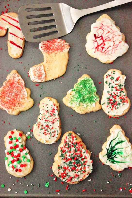 The Best Shortbread Recipe for Christmas Cookies