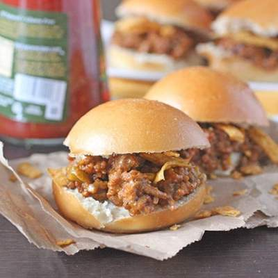 Cheesy Mexican Sloppy Joes Recipe | RECIPE VIDEO