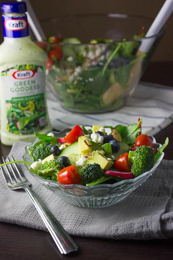 Superfood Detox Salad Recipe