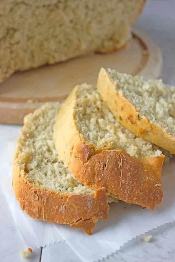 Crockpot Bread with Rosemary