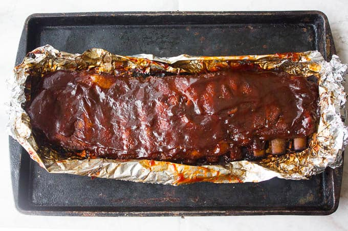 Oven Baked Pork Ribs Recipe