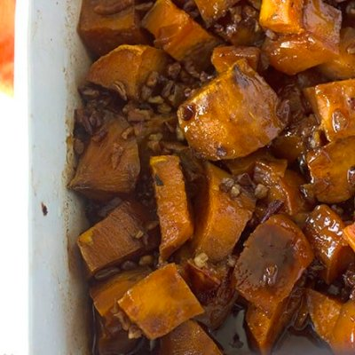 Candied Yams Recipe