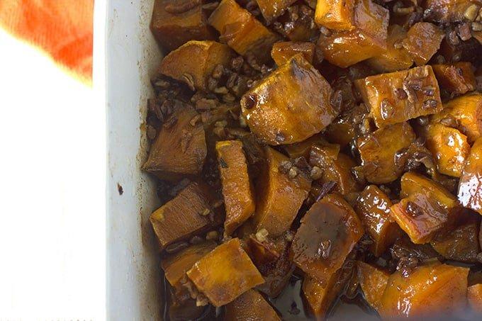 Candied Yams Recipe