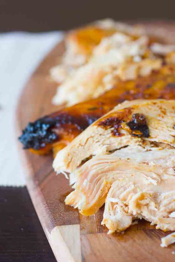 Herb Roasted Turkey Breast Recipe