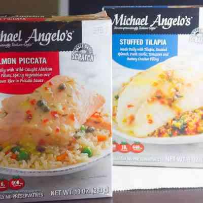 I'm Loving Michael Angelo's Seafood Dinners