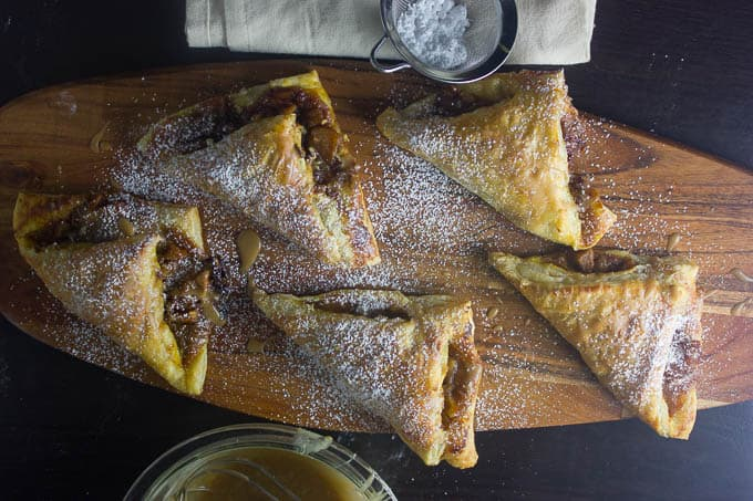 Apple Pumpkin Turnovers Recipe