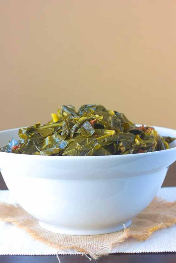 Southern Collard Greens Recipe