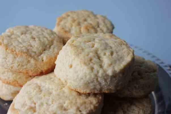 Sweet Cream Biscuits