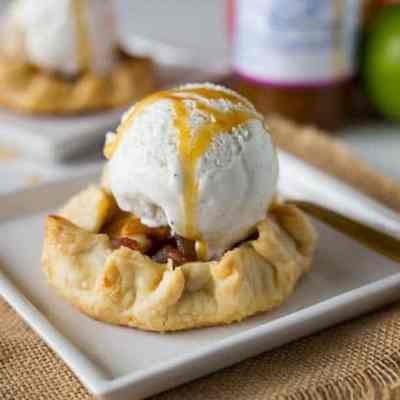 Mini Apple Crostatas Recipe