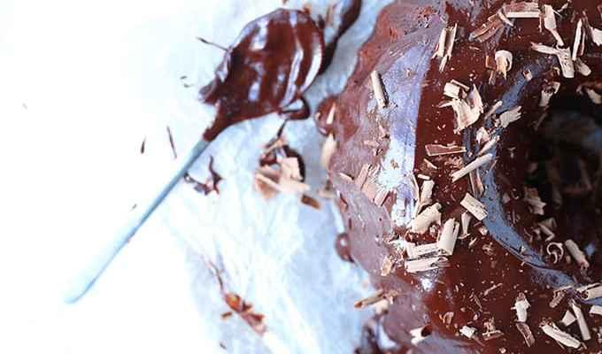 The Best Chocolate Cake Recipe EVER