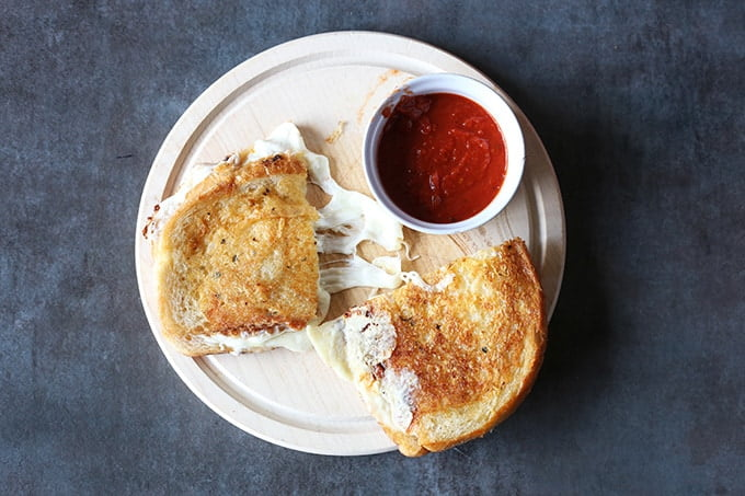 Insane Grilled Cheese Sandwich Recipe