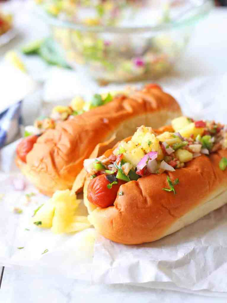 Hawaiian Hot Dog Recipe