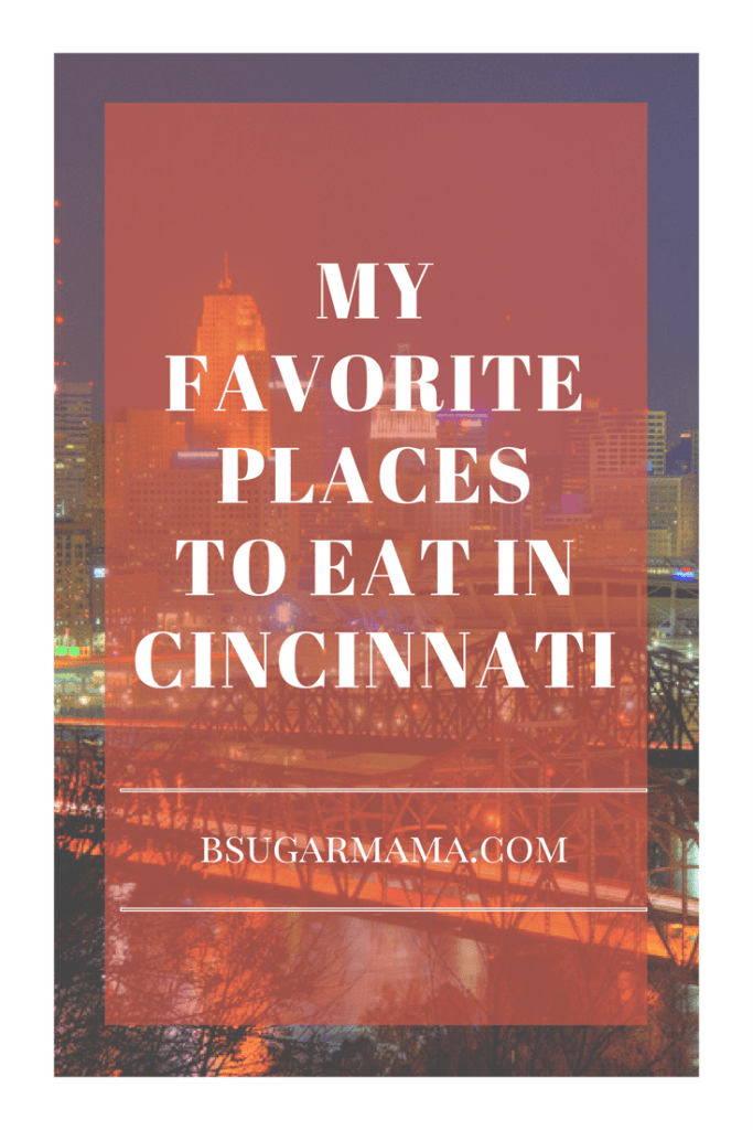Place to Eat in Cincinnati, OH